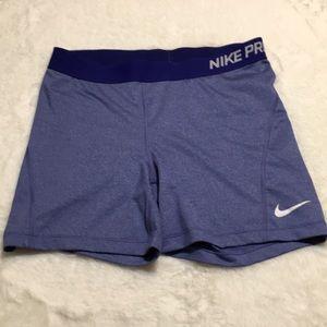 Nike Pro shorts size XL
